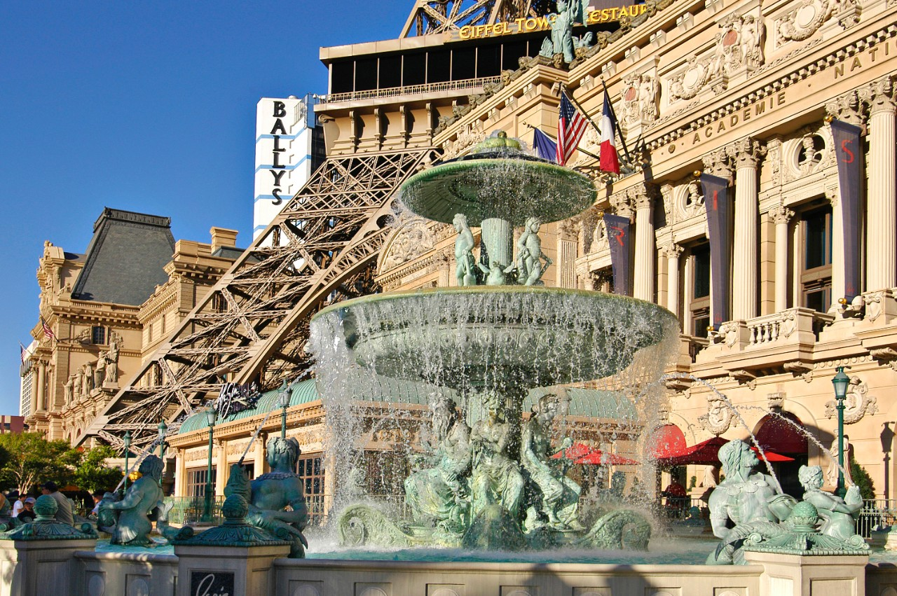 Total Rewards Paris Hotel Las Vegas