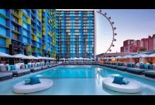The Pool at The Linq Hotel & Casino